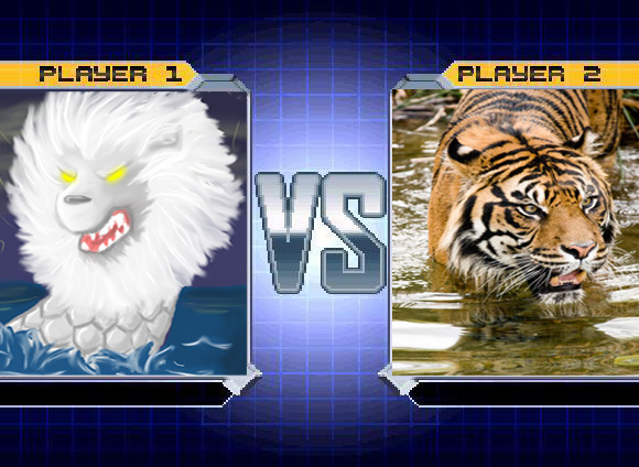 (Not gunna lie, I had way too much fun making these Merlion/Tiger fight scenes)