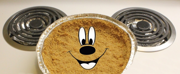 Yes, the pie SHOULD come out with a cartoonized face!