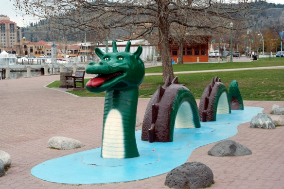 Ogopogo lives on!!